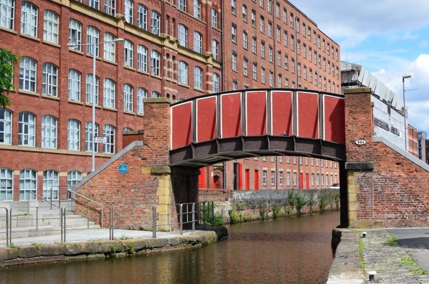 Canal Walk Ancoats