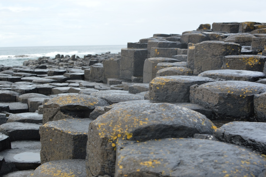 Giant's Causeway Up Close