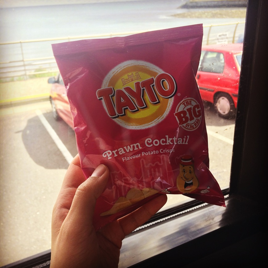 Tayto Prawn Cocktail