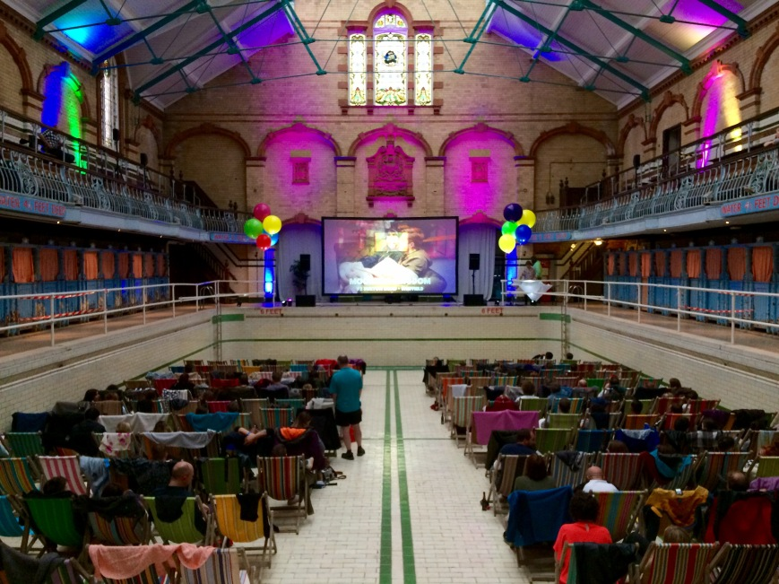 Victoria Baths - Cinema