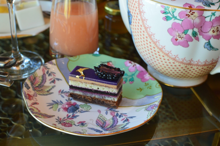 Afternoon Tea, Cake Details