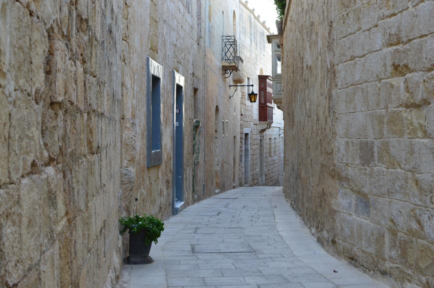 Mdina, silent city