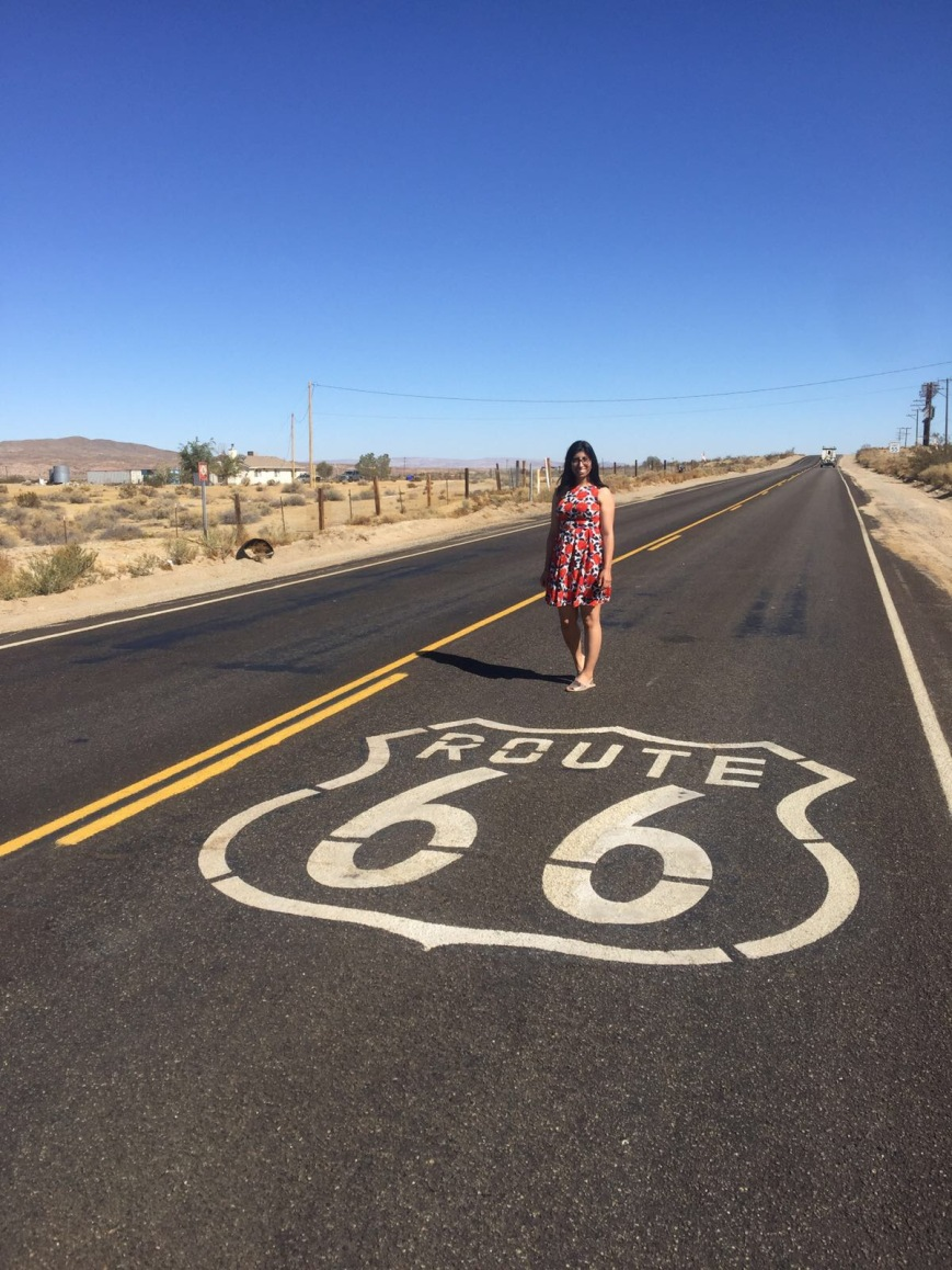Route 66, Jasmin