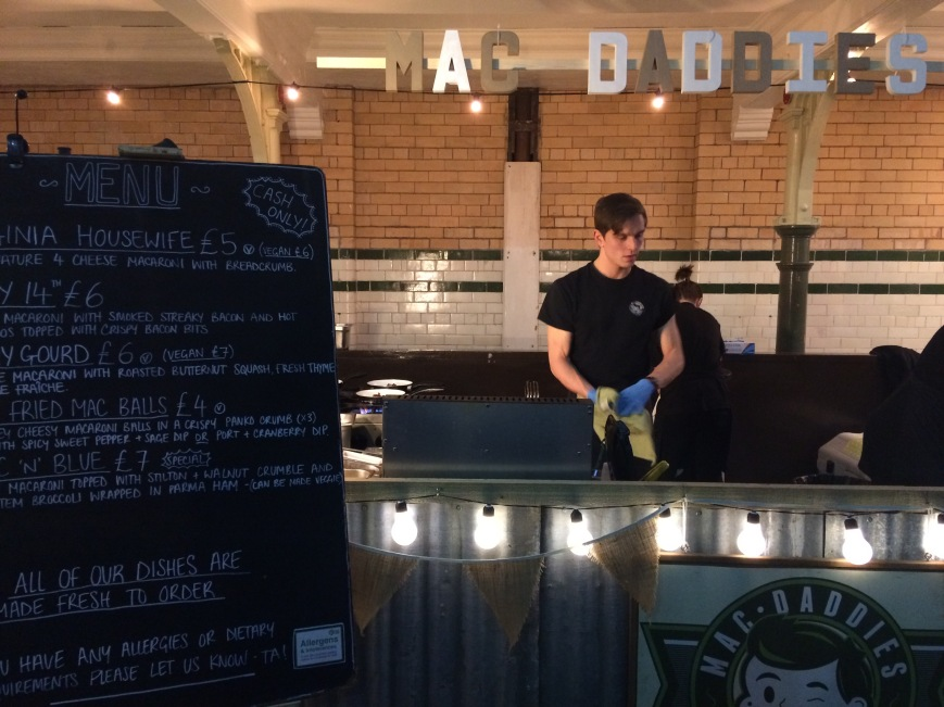 Mac Daddies at the Victoria Baths, Manchester - Village Green Events