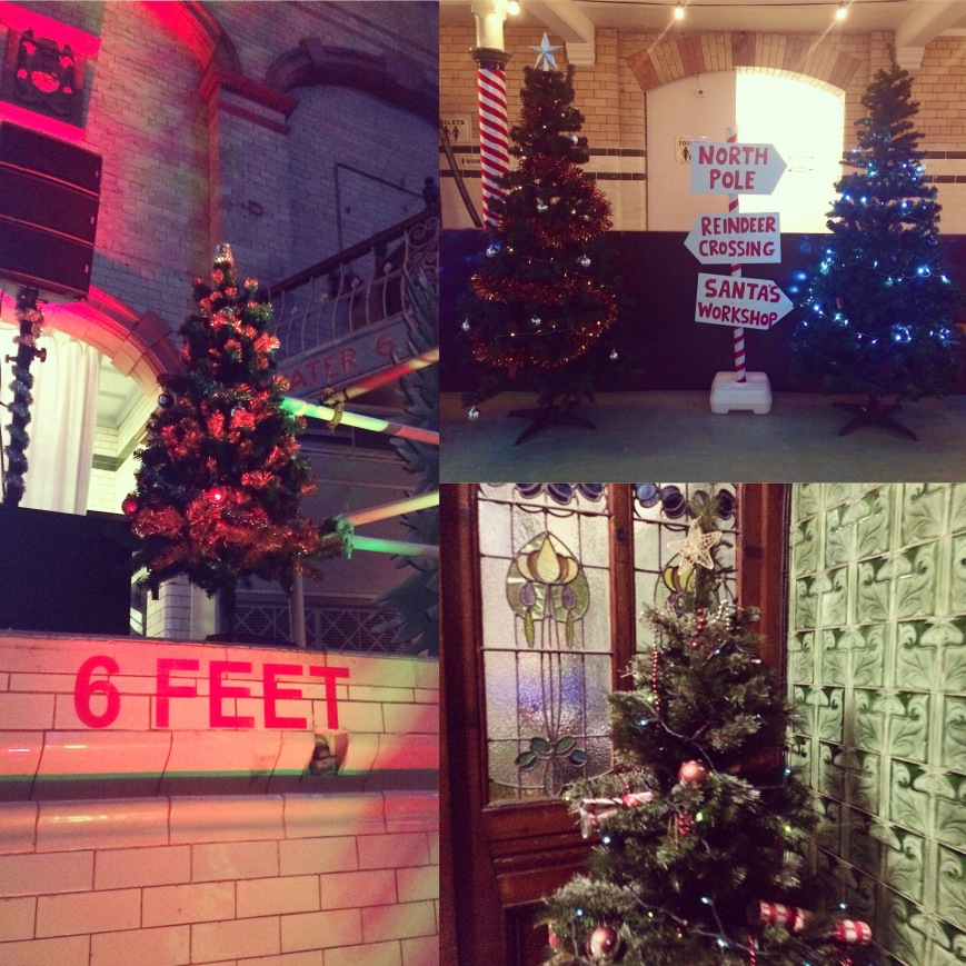 Elf at the Victoria Baths, Manchester - Village Green Events