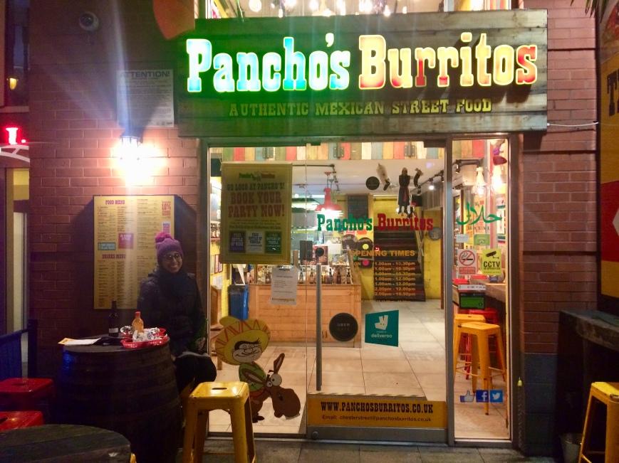 Panchos Burrito Manchester