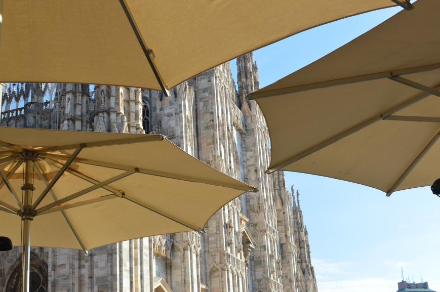 Aperol Terrace, Milan Duomo