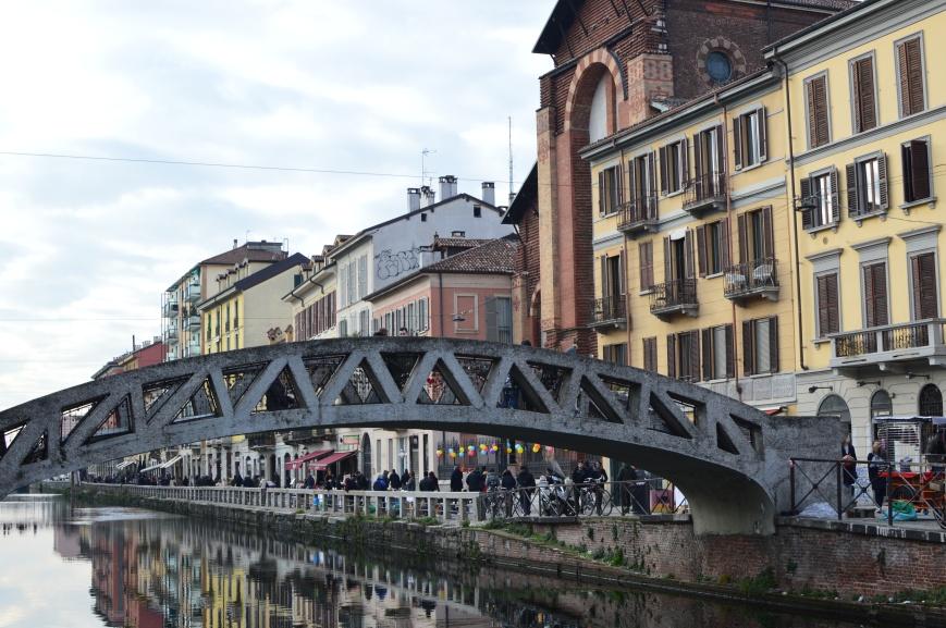 Grand Canal, Milan