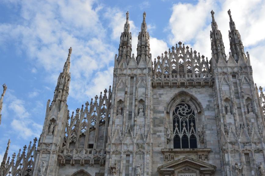 snapshot Milan Duomo