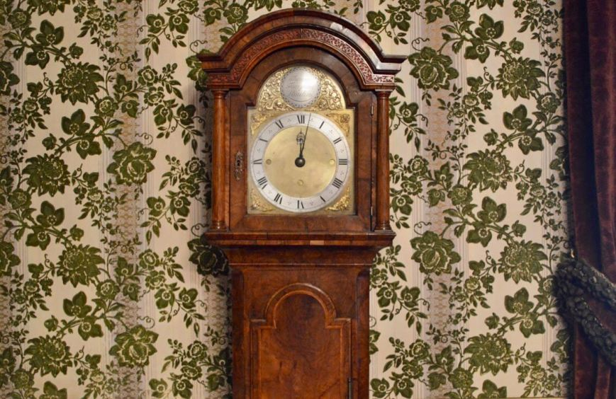 Chatsworth Grandfather Clock