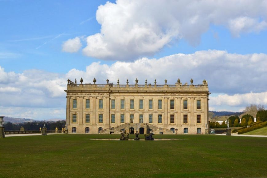 Chatsworth House Renewed