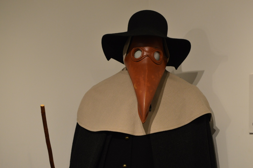 Eyam Plague Doctor Uniform