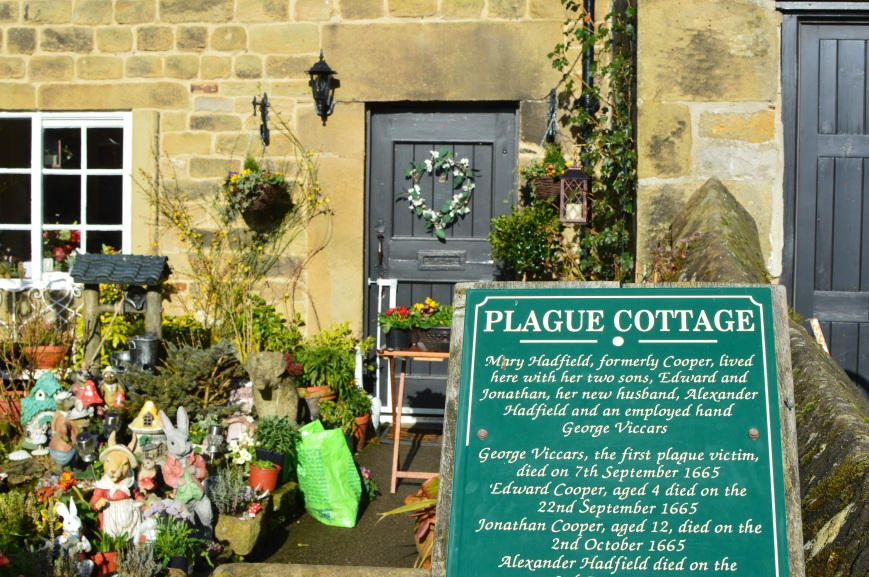 Eyam, Plague Cottage