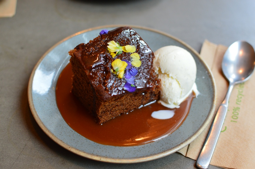 Elnecot Sticky Toffee Pudding