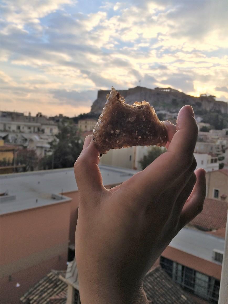 Fresh Baklava, Acropolis