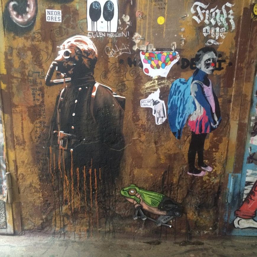 Street Art Street 2