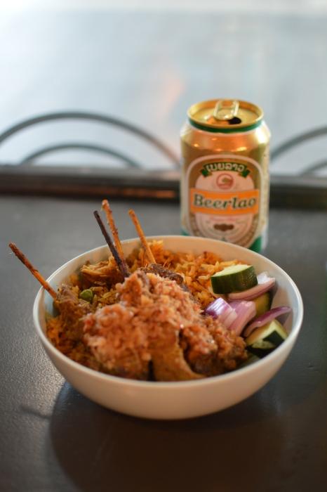 East Street Eats Chicken Satay